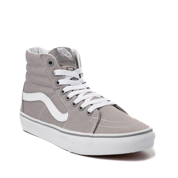 Grey High Tops Sk8 Hi Skate Shoe | Poshmark